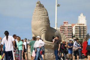 Mar del Plata y su mejor combo: buen tiempo y alta ocupación hotelera
