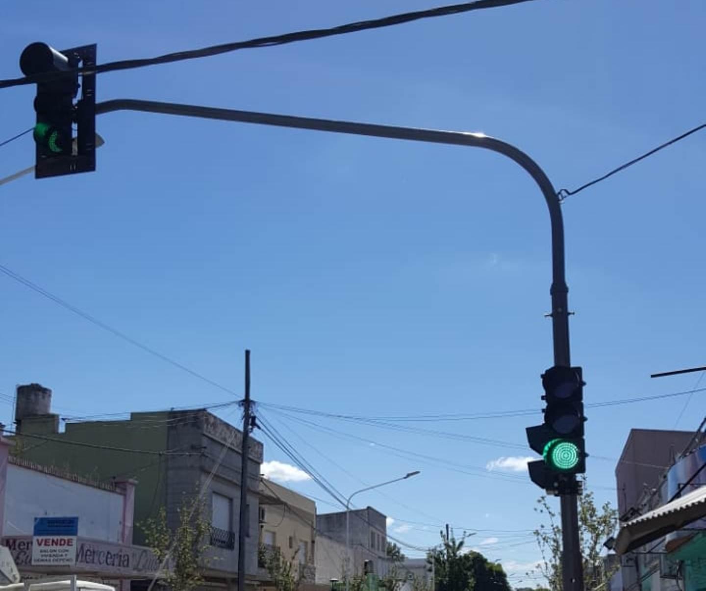 Tandil: el Municipio completó la renovación de todos los semáforos de la ciudad a tecnología LED