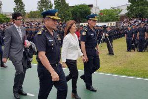 La Policía Federal, la Gendarmería y la Prefectura podrán usar las pistolas Taser