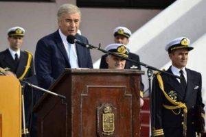 """Aguad sobre el ARA San Juan: """"la flota de submarinos estuvo cinco años sin navegar y esto no es gratis"""""""
