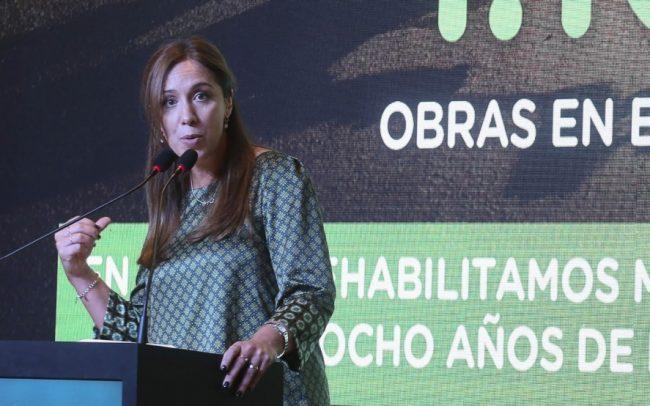Vidal anuncia la implementación de tarifa social para clubes de barrio en la provincia