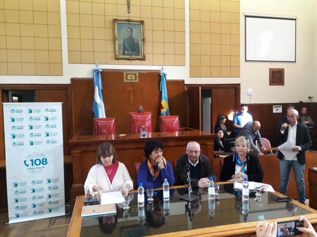 """El municipio adhirió a la """"Ley Micaela"""" y comenzó el curso de capacitación interno sobre violencia de género"""