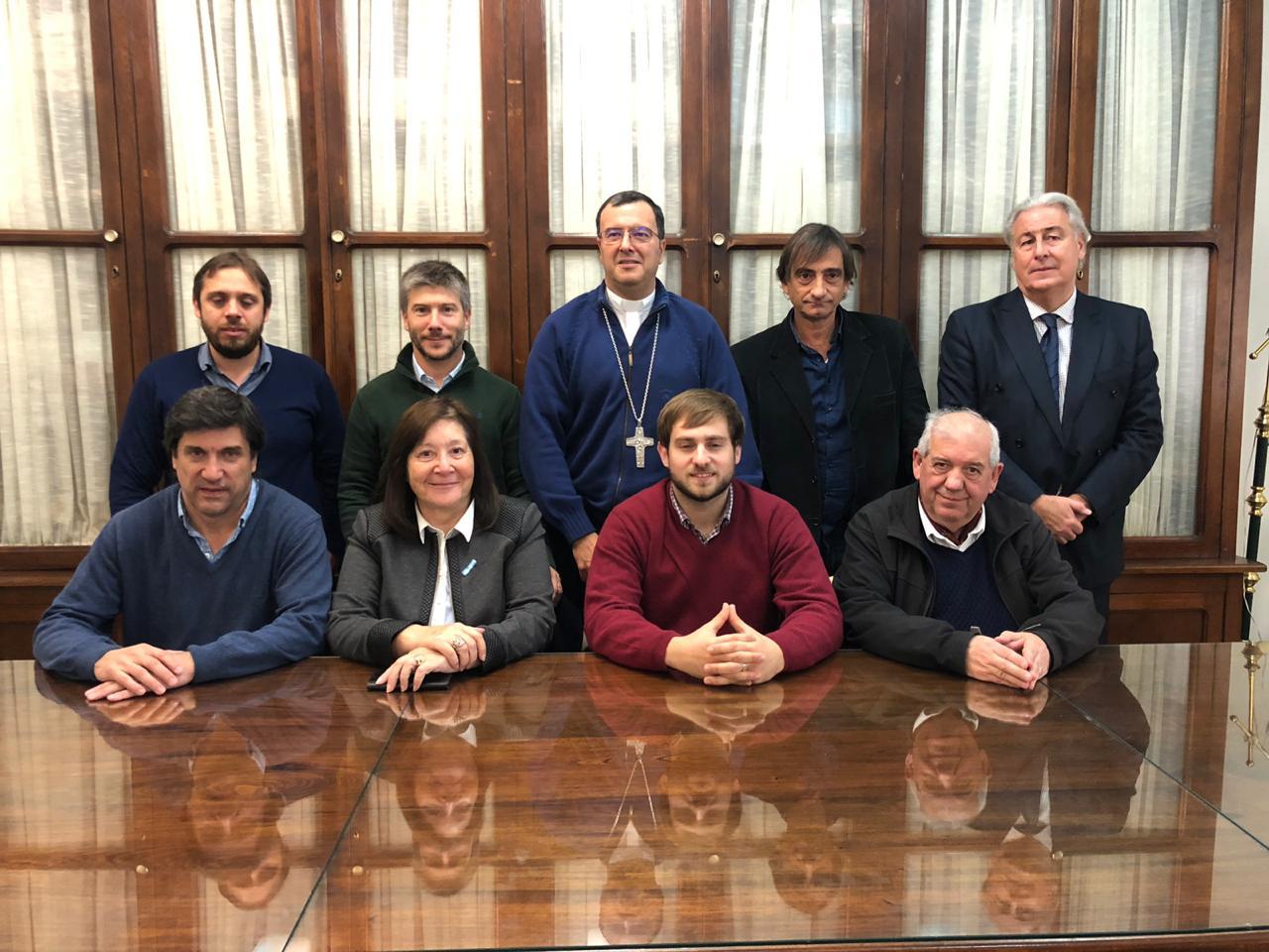 Consenso por Mar del Plata sigue promoviendo el diálogo