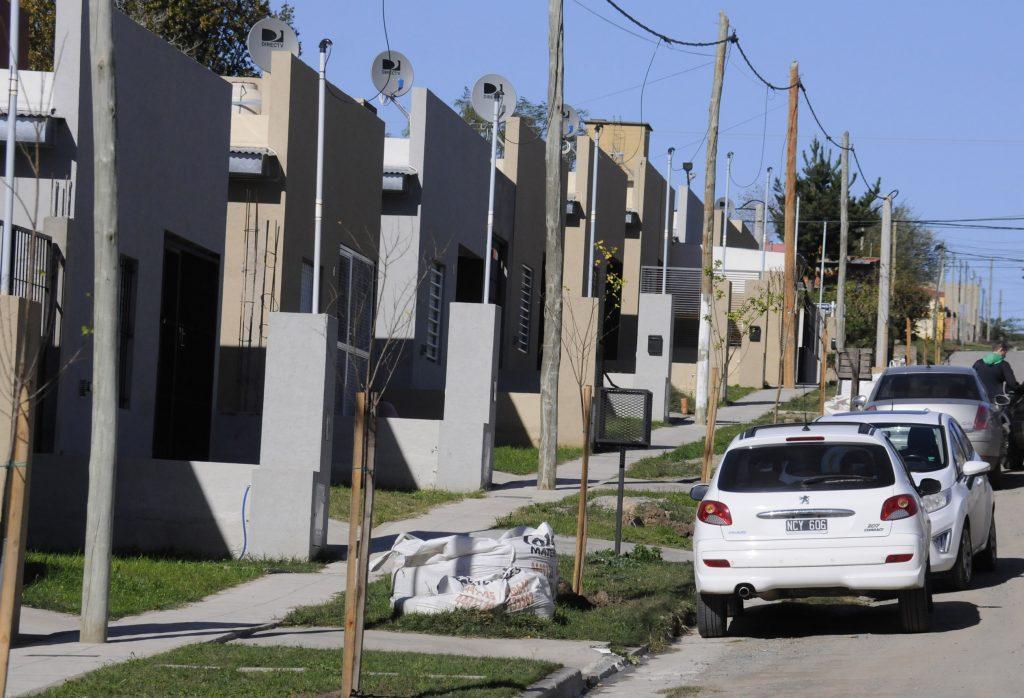 Tandil: El Municipio continúa con la plantación de árboles en diferentes zonas de la ciudad