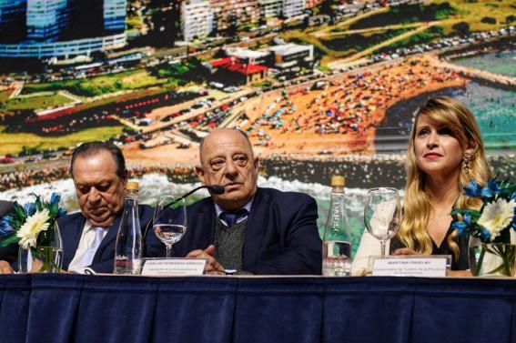 Arroyo inauguró el 45º Congreso de Agentes de Viajes