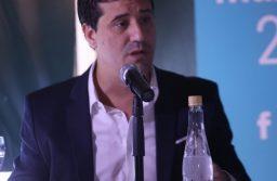 Abad presentó su programa de gestión de espacios públicos para Gral. Pueyrredon