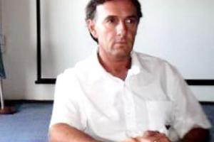 Arq. Alejandro Pozzobon, candidato a ocupar la presidencia de OSSE ( Foto El Retrato de Hoy)