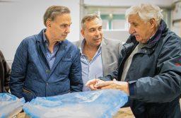 El Senador Nacional Pichetto visitó Mar del Plata
