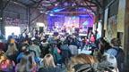 Gran concurrencia en la 3ª Fiesta de las Canteras en el Pueblo de Estación Chapadmalal