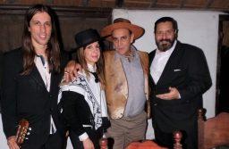 """Los marplatenses Faubourg Sentimental, invitados de honor del """"Chaqueño"""" Palavecino"""