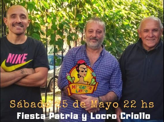 """Los Villarreal presentan """"Folclórico"""" en el Mercadito"""