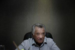 Entrevista a Luis Barrionuevo.  Fotos Emmanuel Fernández