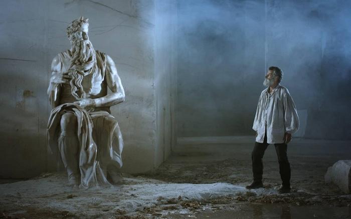 Cine Arte proyecta un documental sobre la obra de Michelangelo Buonarroti