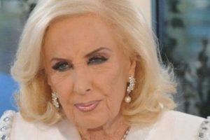 Mirtha Legrand tomó una decisión de cara a los premios Martín Fierro