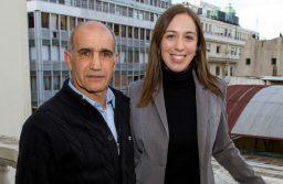 Gobernación confirmó que Daniel Salvador será el candidato a vicegobernador de Vidal