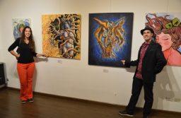 Tres artistas marplatenses llevarán su arte a Francia