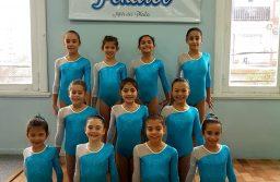 Peñarol afronta el segundo Provincial de Gimnasia Artística