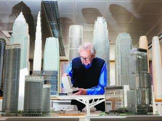 Falleció el arquitecto César Pelli