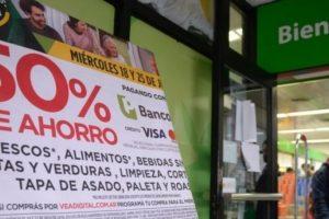 """Comenzó un nuevo """"supermiércoles de descuento"""" para clientes del Banco Provincia"""
