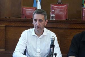 """Distefano sobre el acuerdo tripartito: """"Perdimos casi el 50% de aportes  por irregularidades en lasgestiones anteriores"""""""