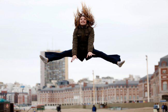 Estas vacaciones de invierno Mar del Plata te hace feliz