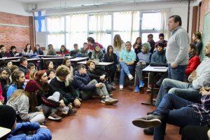 Montenegro: «Tenemos que trabajar en la calidad educativa»