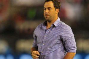 Pumpido es el nuevo entrenador de Alvarado