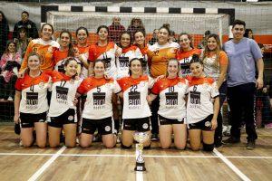 Handball: Once Unidos y Punto Sur los campeones del Apertura