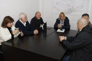 """Vilma Baragiola: """"Obras Sanitarias es un orgullo para la ciudad y la defenderemos como tal"""""""