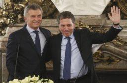 Renunció Dujovne, asume Hernán Lacunza el Ministerio de Hacienda