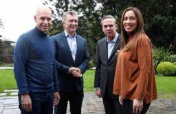 """Macri armó una mesa chica de campaña y aclaró que """"la prioridad es gobernar el país"""""""