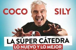 """""""Coco"""" Sily presenta """"La súper cátedra"""" con nuevos monólogos"""