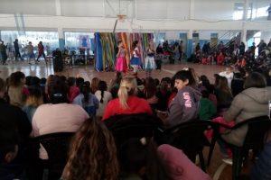 """""""Yo quiero la luna"""" y La veredita Pequeña Orquesta continúan los festejos por el Día del Niño"""