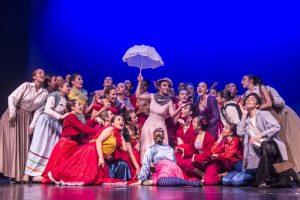 """En el Teatro Auditórium se despide """"A desaburrir el invierno"""""""