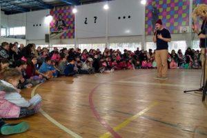 Múltiples espectáculos gratuitos por el Día del Niño