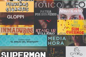 18 producciones nacionales se verán en el 6° Festival Internacional de Cine de Comedia FUNCINEMA