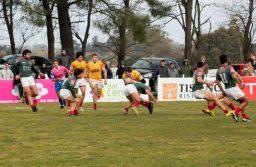 Rugby: una nueva fecha del Torneo del Interior