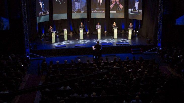 Avanzan los debates presidenciales: cuándo, dónde y cómo serán