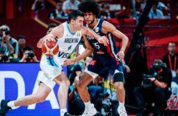 Mundial de Básquet: Argentina tumbó a otro gigante y es finalista