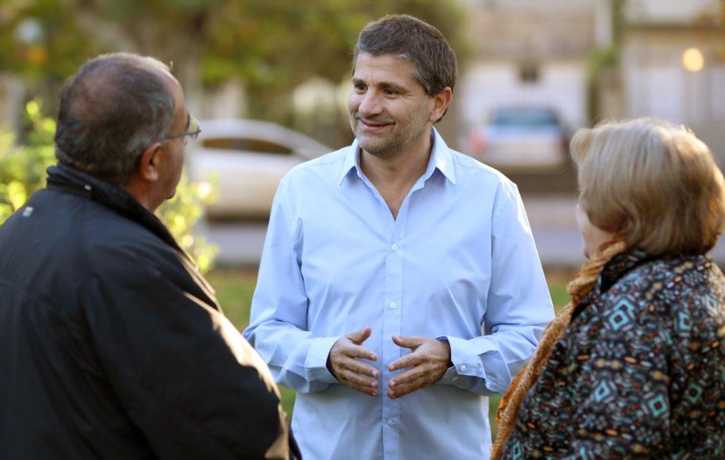 Ciano: «Los jubilados necesitan políticas públicas que mejoren su calidad de vida»