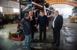 Montenegro propuso «Potenciar los desarmaderos legales y perseguir a los ilegales»