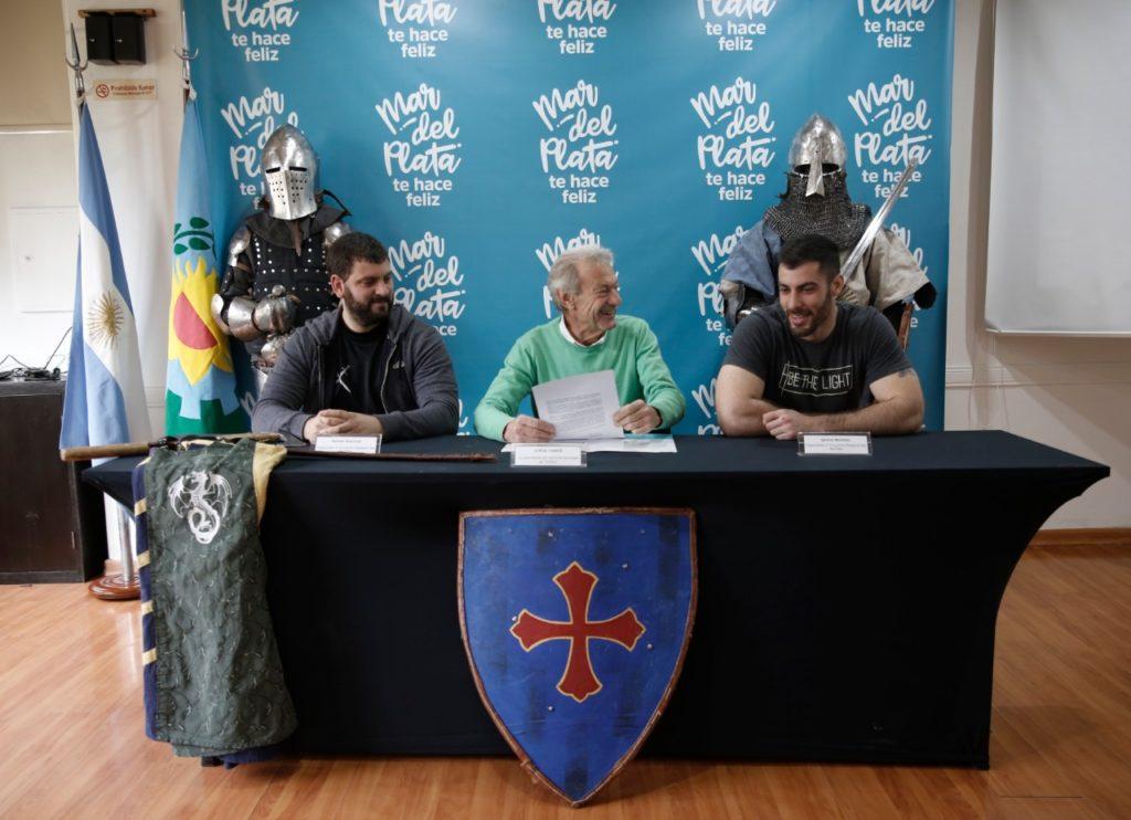 Este sábado será el 2º Encuentro Medieval Mar del Plata