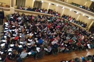Exitoso balance del primer mes de capacitaciones a docentes municipales