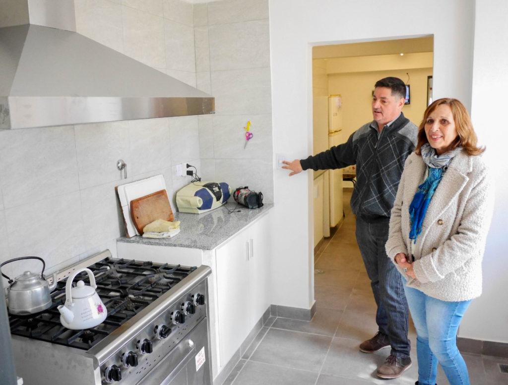"""Finalizaron las obras de la casa del niño """"La Ardillita"""" de Batán"""