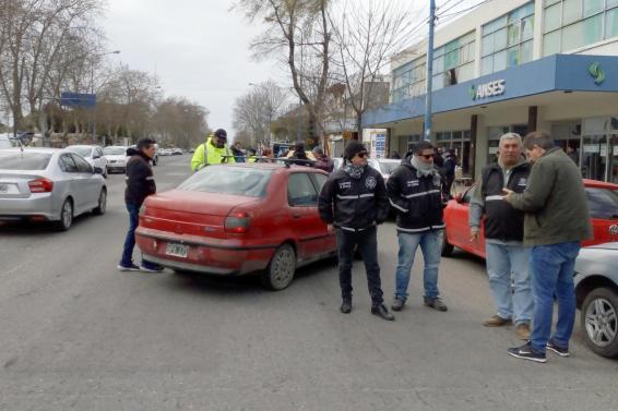 El Municipio realizó megaoperativo de control en Luro y Jara