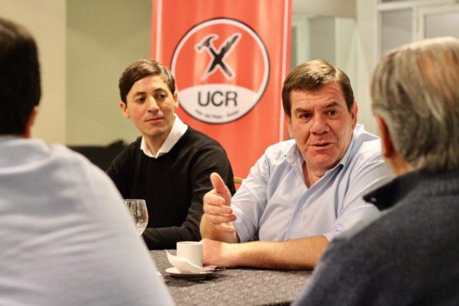 El radicalismo ratificó su apoyo a Guillermo Montenegro