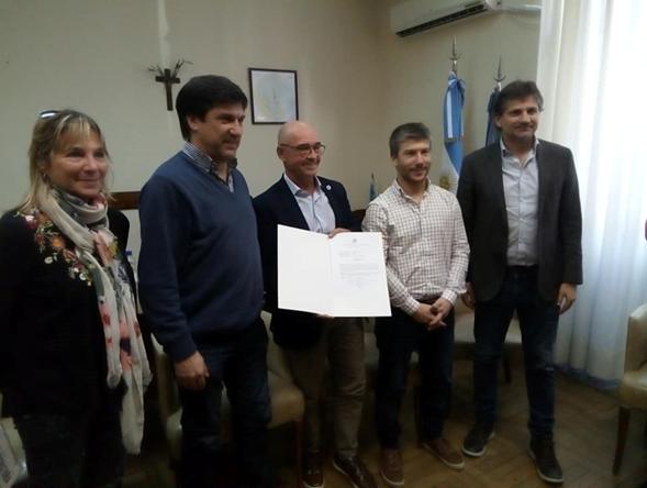 El HCD otorgó reconocimiento a la Universidad de Mar de Plata por la distinción de la UNESCO