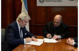 Arroyo firmó convenios con el Ministerio Público Bonaerense