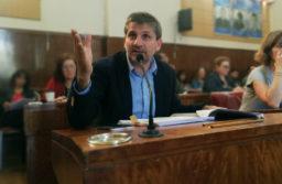 Ariel Ciano: «Este domingo debemos poner  en sintonía a Mar del Plata con Nación y Provincia»