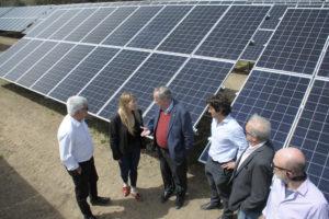 Tandil pondrá en marcha su parque de energía solar